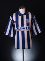 1994-95 West Brom Home Shirt L