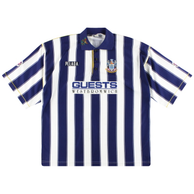 1994-95 West Brom Home Shirt XXXL