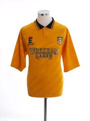 1994-95 Wrexham Away Shirt L
