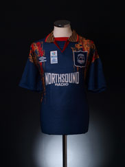 1994-96 Aberdeen Away Shirt *BNIB*