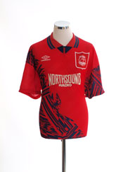 1994-96 Aberdeen Home Shirt Y