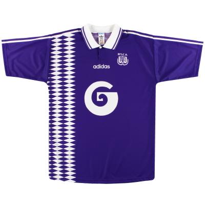 1994-96 Anderlecht adidas Away Shirt XL