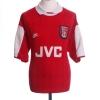 1994-96 Arsenal Home Shirt Adams #6 XL