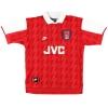 1994-96 Arsenal Home Shirt Bergkamp #10 M