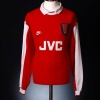 1994-96 Arsenal Home Shirt Parlour #23 L/S S
