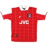 1994-96 Arsenal Home Shirt Platt #7 L