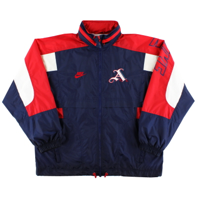 1994-96 Arsenal Nike Rain Jacket L