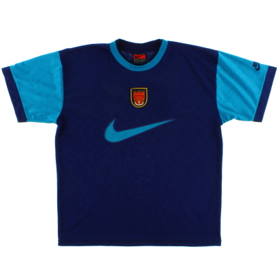 1994-96 Arsenal Nike Training Shirt XL