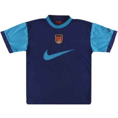 1994-96 Arsenal Nike Training Shirt *Mint* L