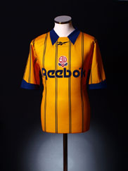 1994-96 Bolton Third Shirt #2 M