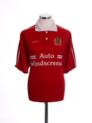 1994-96 Bristol City Home Shirt XL