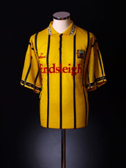 1994-96 Burnley Away Shirt XL