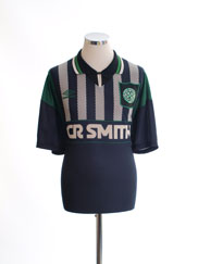 1994-96 Celtic Away Shirt L.Boys