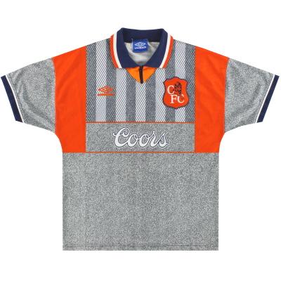 1994-96 Chelsea Umbro Away Shirt L