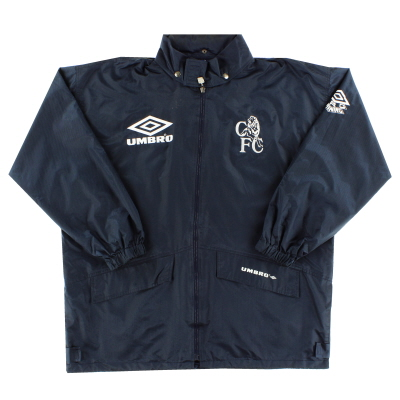 1994-96 Chelsea Umbro Rain Coat *As New* L