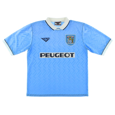 1994-96 Coventry Home Shirt L