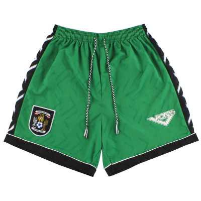 1994-96 Coventry Pony Away Shorts S