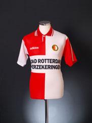 1994-96 Feyenoord Home Shirt S