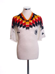 1994-96 Germany Home Shirt S