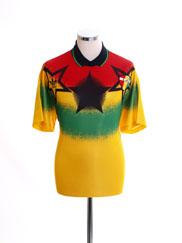 1994-96 Ghana Home Shirt L