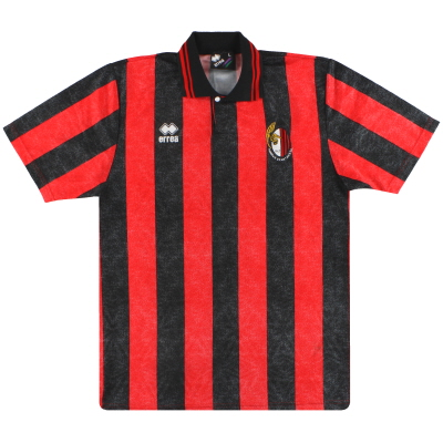 1994-96 Hamrun Spartans Errea Home Shirt L