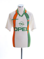 1994-96 Ireland Away Shirt XL