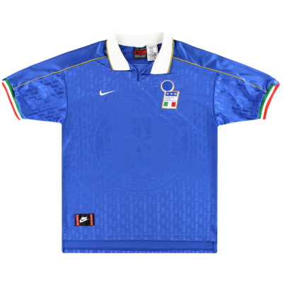 1994-96 Italy Nike Home Shirt L