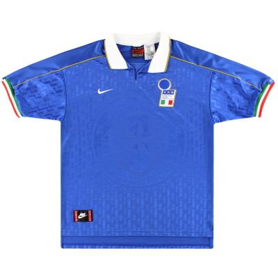 1994-96 Italy Nike Home Shirt M