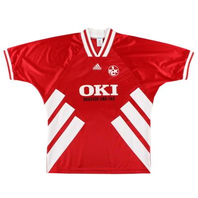 1994-96 Kaiserslautern Home Shirt L