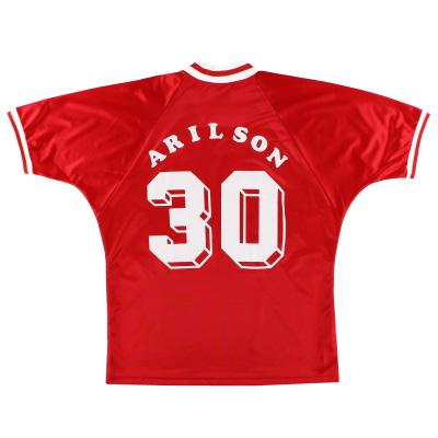 1994-96 Kaiserslautern Home Shirt Arilson #30 XL