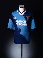 1994-96 Lazio Away Shirt *BNIB* L