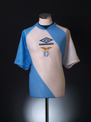 1994-96 Lazio Training Shirt *As New* L