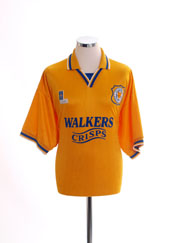1994-96 Leicester Away Shirt XL