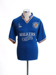 1994-96 Leicester Home Shirt L