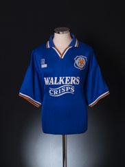 1994-96 Leicester Home Shirt XL