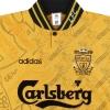 1994-96 Liverpool adidas Third Shirt L