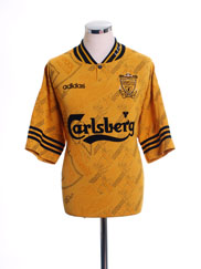 1994-96 Liverpool Third Shirt *Mint* L