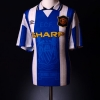 1994-96 Manchester United Third Shirt Cantona #7 L