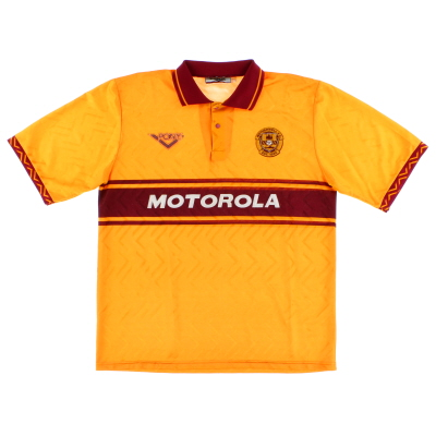 1994-96 Motherwell Home Shirt L