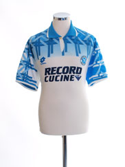1994-96 Napoli Away Shirt L