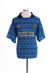 Norwich City  Away camisa (Original)