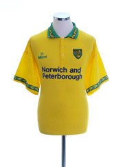 Norwich City  Home Shirt (Original)