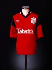 1994-96 Nottingham Forest Home Shirt *BNIB* M