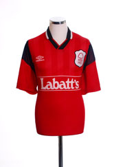 1994-96 Nottingham Forest Home Shirt M