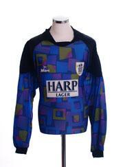 1994-96 Notts County Goalkeeper Shirt XL