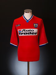 1994-96 Reading Away Shirt XL