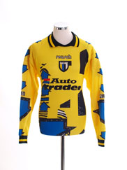 1994-96 Reading Goalkeeper Shirt #1 L