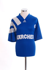 1994-96 Schalke Home Shirt XL