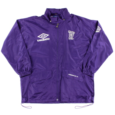 1994-96 Scotland Umbro Rain Coat *As New* XL
