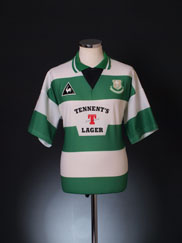 1994-96 Shamrock Rovers Home Shirt *As New* L